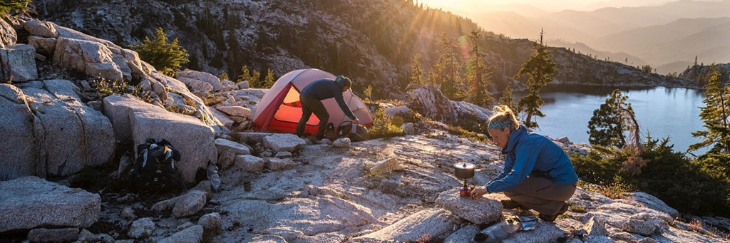 MSR Backcountry Campout Sale