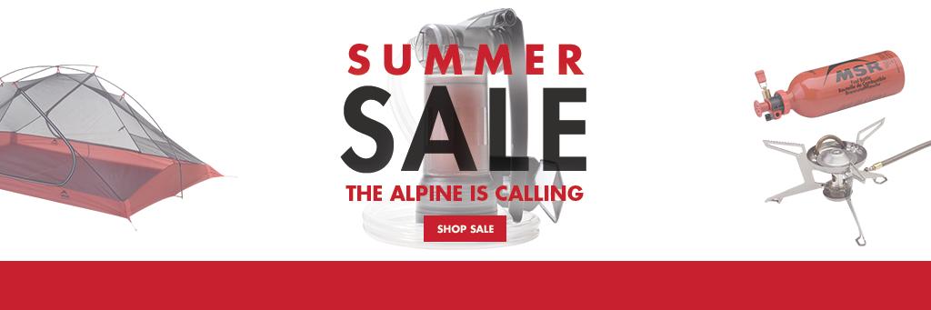 MSR Summer Sale