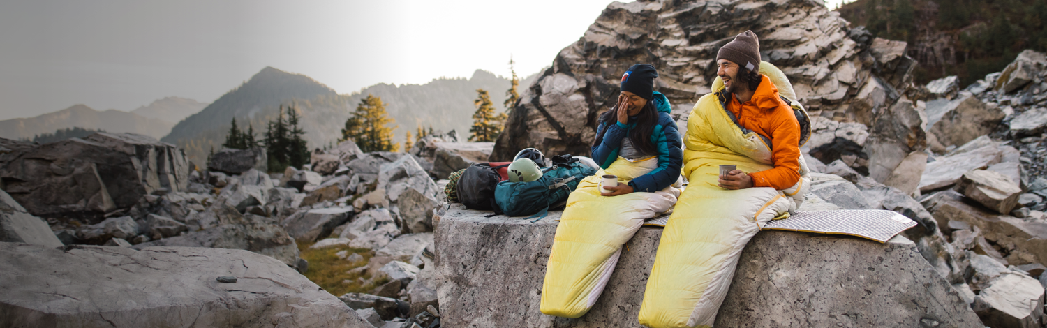 Parsec 20 degree Sleeping Bag