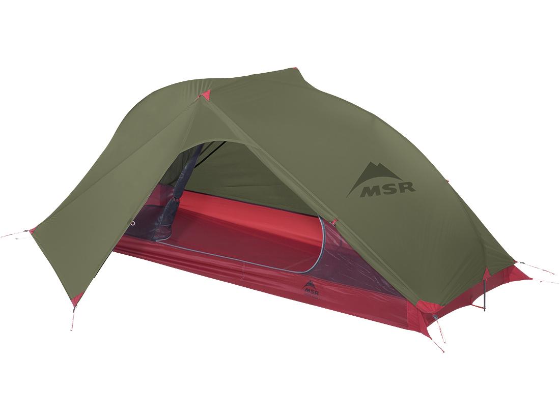 MSR® Carbon Reflex™ 1 Solo Backpacking Ultralight Tent  0824670e69fbd