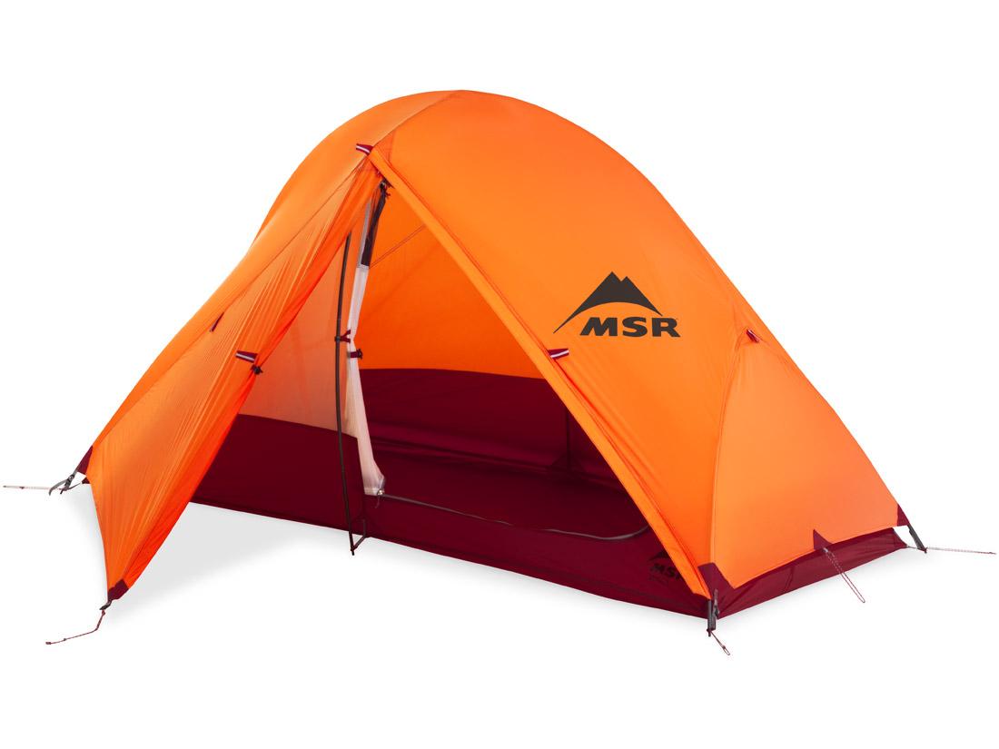 Loading.  sc 1 st  MSR & MSR® Access™ 1 Ultralight Four-Season Solo Tent for Ski Touring