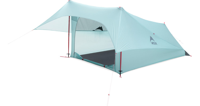 sc 1 st  MSR & MSR® FlyLite™ 2-Person Trekking Pole Backpacking Shelter | MSR Gear