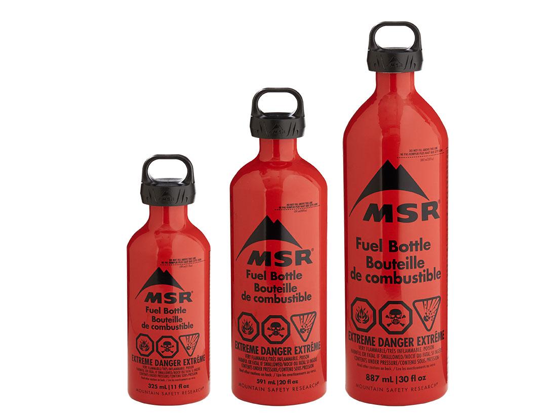 Liquid Fuel Bottles For Backpacking | MSR