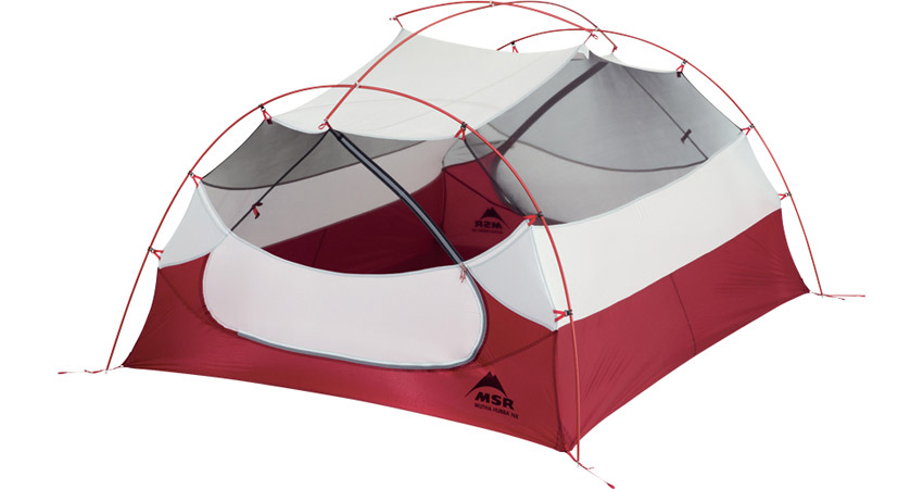 sc 1 st  MSR & MSR® Mutha Hubba™ NX 3-Person Backpacking Tent | MSR Gear