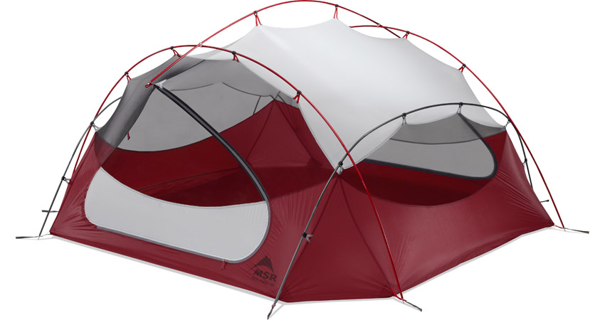 sc 1 st  MSR & MSR® Papa Hubba™ NX 4-Person Backpacking Tent | MSR Gear