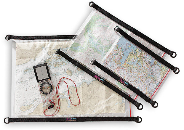 Waterproof Map Case Map Case – Versatile Waterproof Protection for Charts & Maps