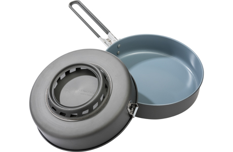 Poêle à frire revêtement céramique WindBurner