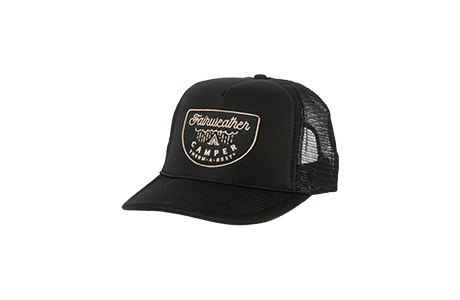 Fairweather Trucker Hat