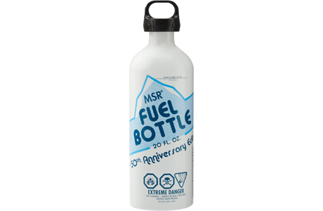 MSR<sup>®</sup> 50<sup>th</sup> Anniversary Fuel Bottle