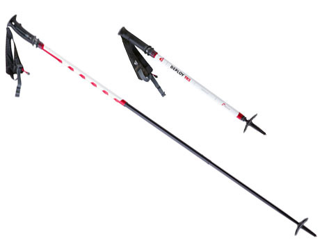 Deploy TR-3 Adjustable Winter Poles