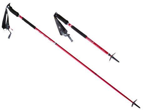 Flight 3 Adjustable Winter Poles
