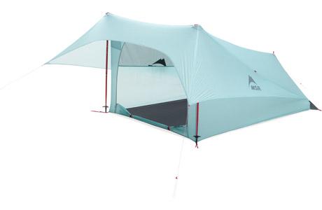 Flylite Trekkingstock-Zelt Für Zwei Personen
