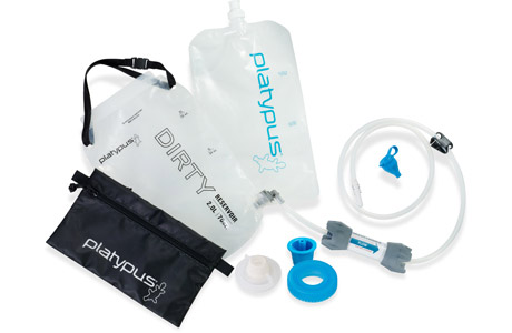 GravityWorks<sup>&trade;</sup> 2.0L Water Filter System – Complete Kit