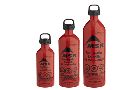 MSR<sup>&reg;</sup> Fuel Bottles