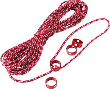 Reflective Utility Cord Kit 15m (49.2ft)