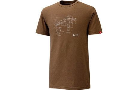 Thunderbird<sup>&trade;</sup>  Ice Axe T-shirt